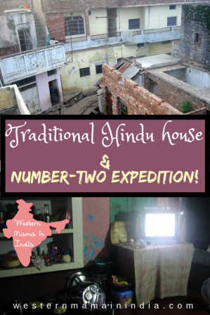 Pinterest : traditional Hindu house