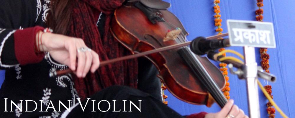 indian violin